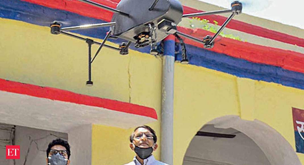 IRDAI working group suggests broad framework for insuring drones