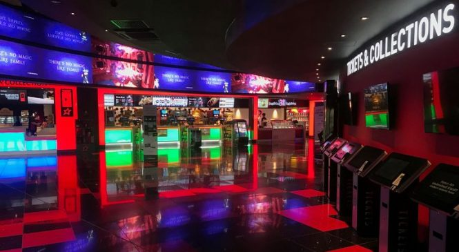 Cineworld to close all cinemas in the UK and Ireland this week