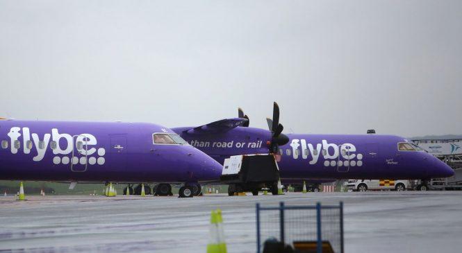 Former Flybe shareholder plots regional airline's revival