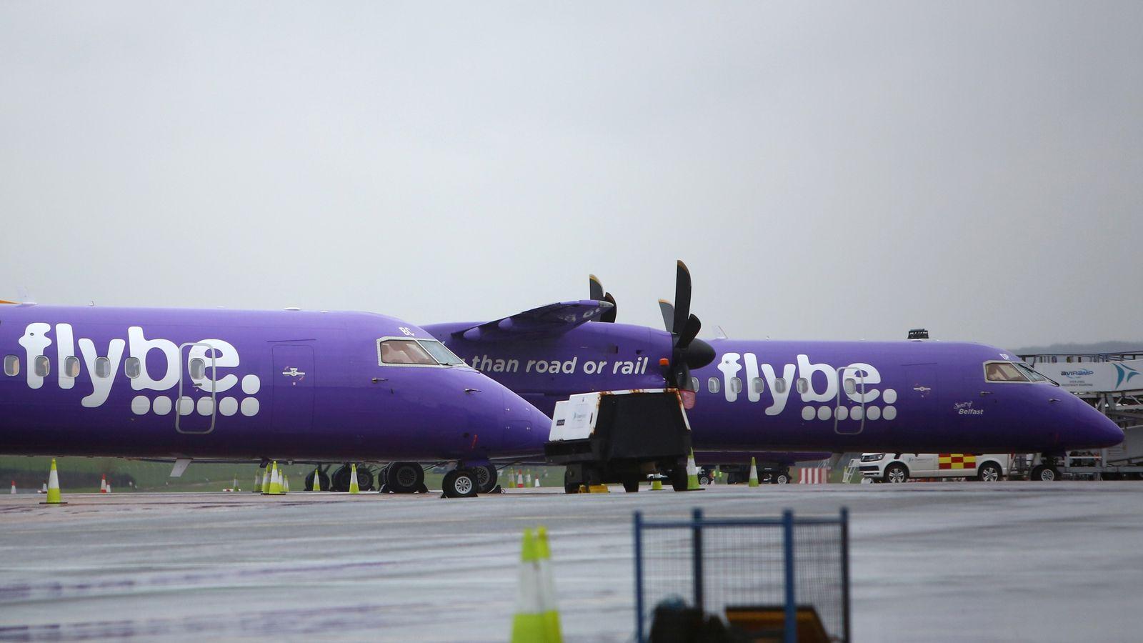 Former Flybe shareholder plots regional airline's revival