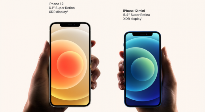 Apple launches four new 5G-enabled iPhone 12 models – including first 'iPhone Mini'