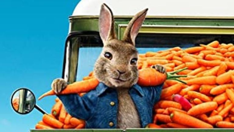 Peter Rabbit 2: The Runaway 11 December 2020 Pic: Sony Pictures