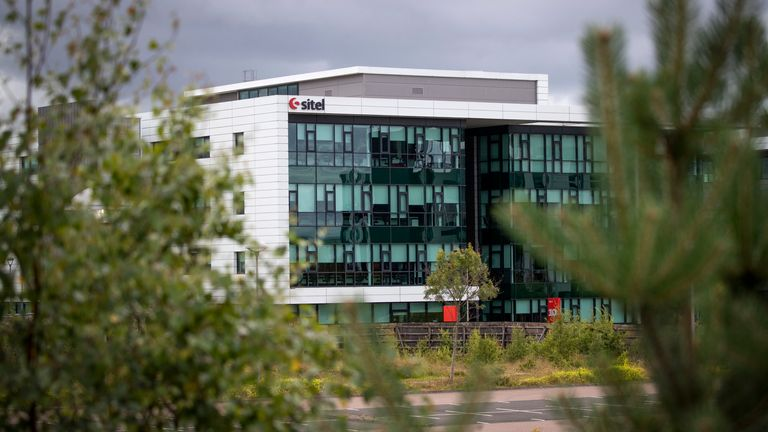 Sitel are one of the companies involved in the system