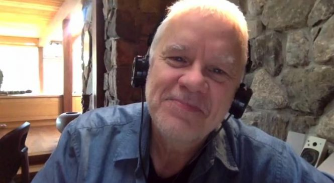 'We all need a good laugh': Tim Robbins reveals all about new satirical podcast