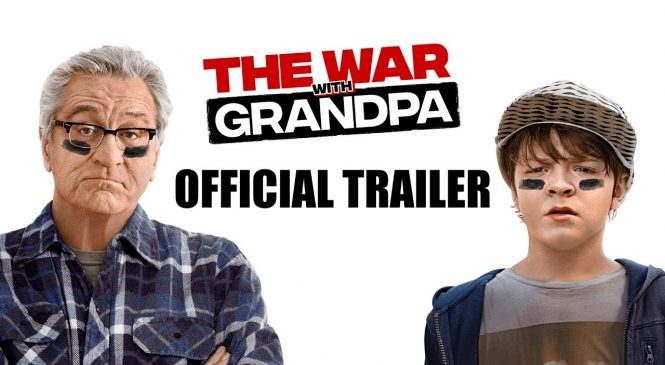 'War with Grandpa' tops the North American box office with $3.6M