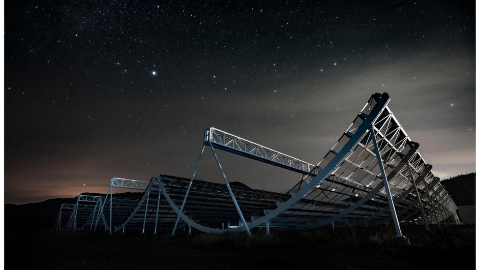 Enigmatic fast radio burst pinned on magnetised dead star