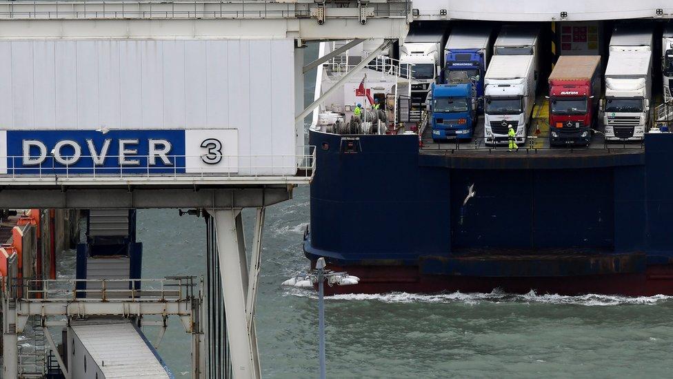 Brexit: Watchdog warns of 'significant' border disruption