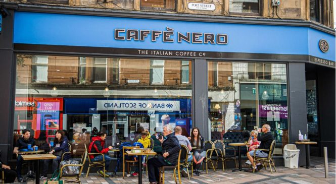 Covid: Caffè Nero seeks help after pandemic 'decimates' trading