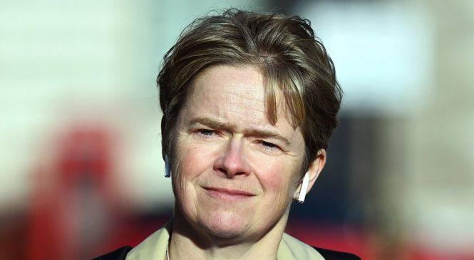 Coronavirus: Head of NHS Test and Trace Dido Harding self-isolating