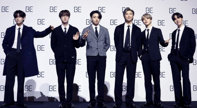 BTS: New album BE 'authentic' but takes 'few risks', say critics