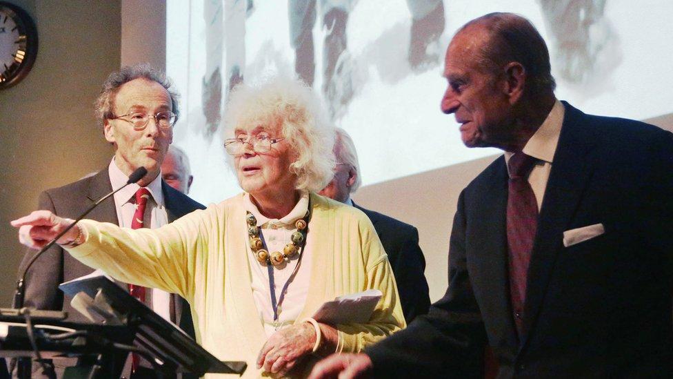 Travel writer and journalist Jan Morris dies at 94
