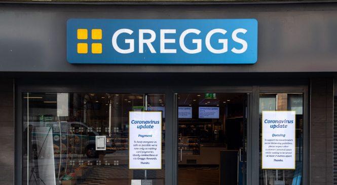 Greggs to cut more than 800 jobs as coronavirus lockdown hits business