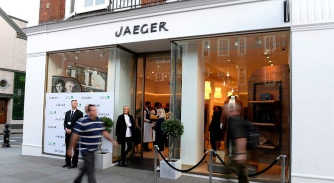 4,700 jobs at risk as Peacocks and Jaeger go into administration