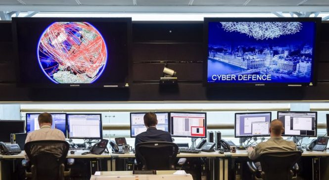 Cyber space will become 'most contested domain', warns UK security chief