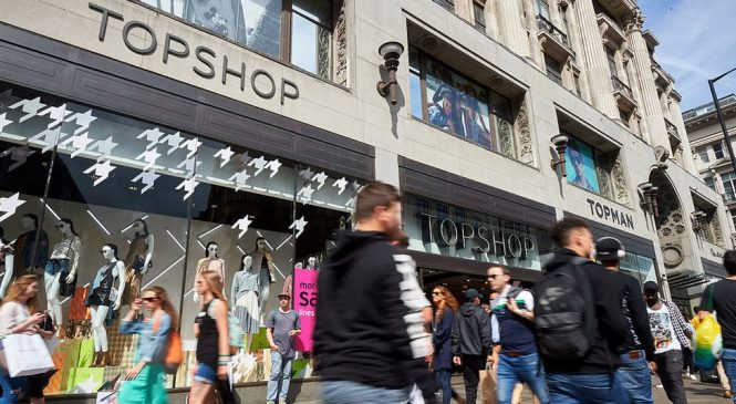 Four reasons Topshop is not the brand it once was