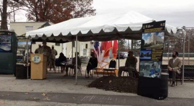 Army breaks ground on new soldier performance research facility