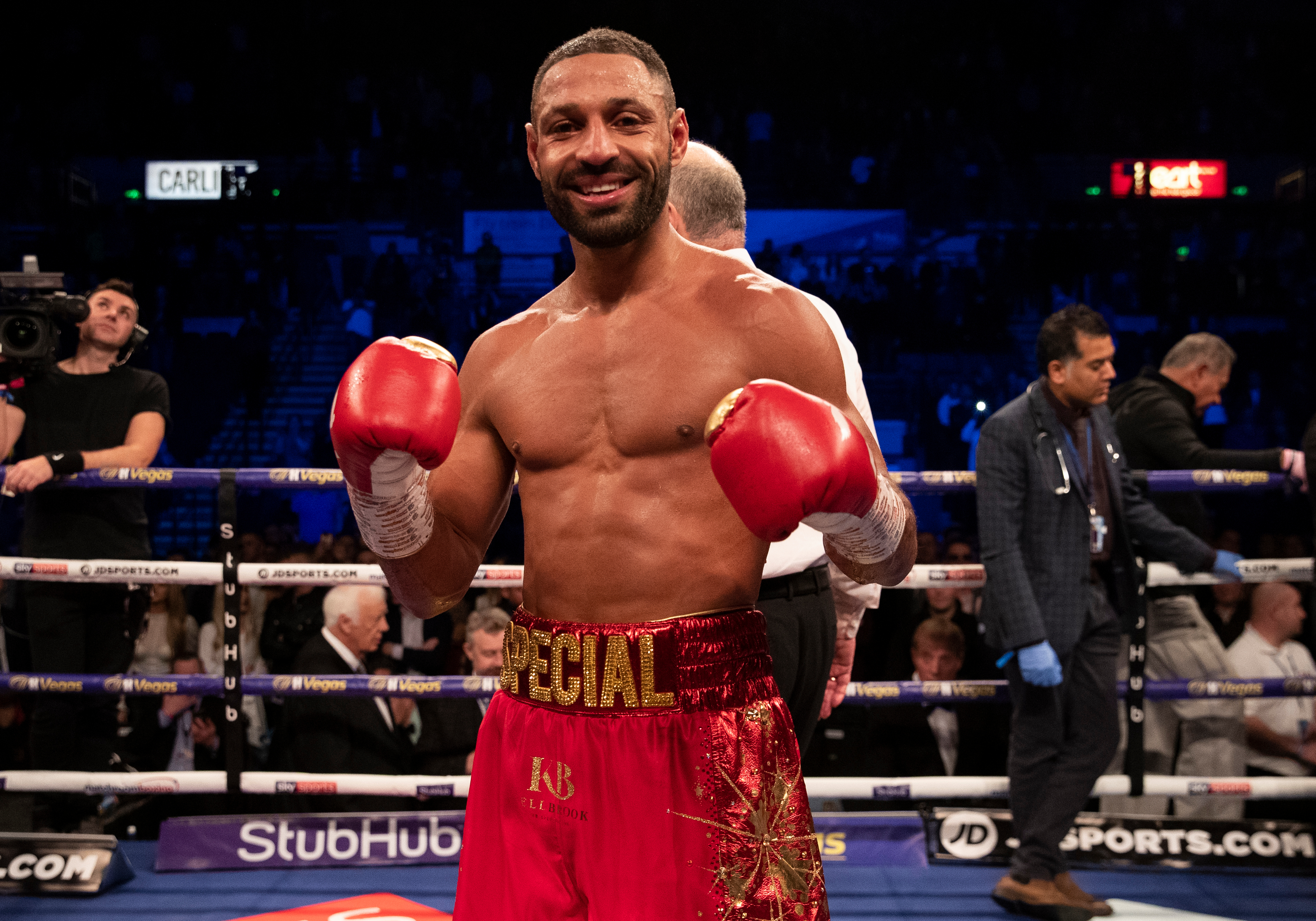 Brook faces a huge task to topple the unbeaten Crawford
