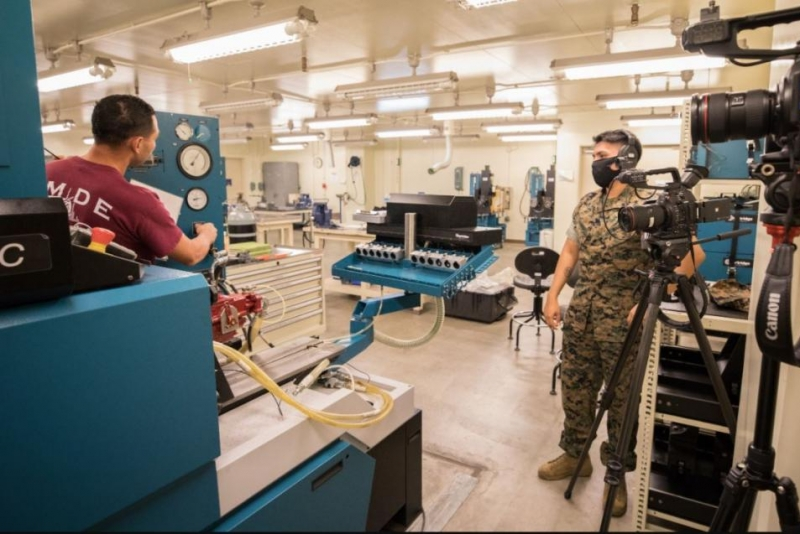 Marines' maintenance unit deploys to Okinawa