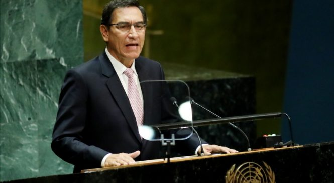 Peru Congress votes to impeach president, citing corruption