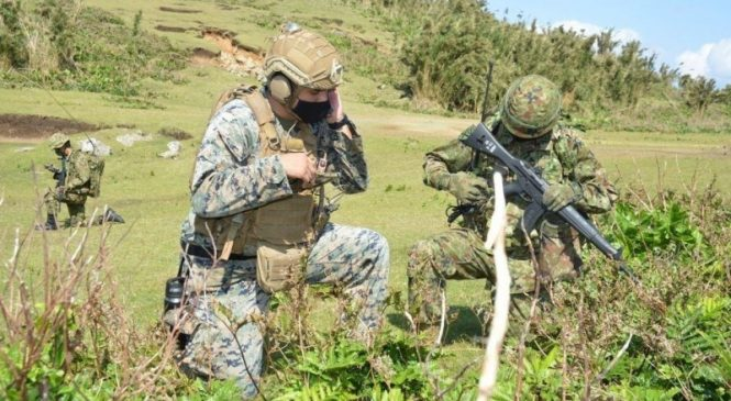 U.S.-Japan joint exercise, involving 46,000 troops, called a success