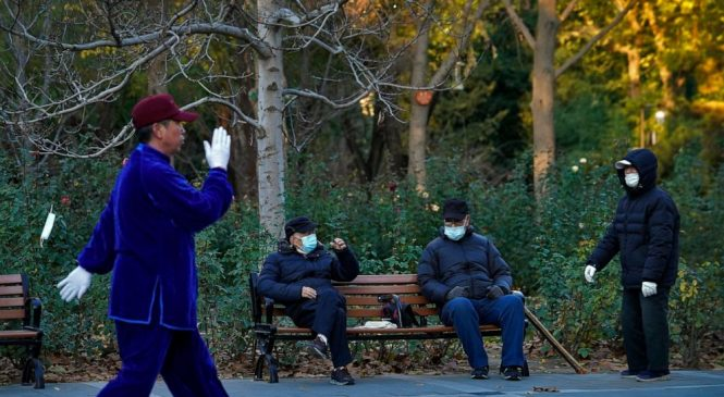 China tests millions after coronavirus flare-ups in 3 cities