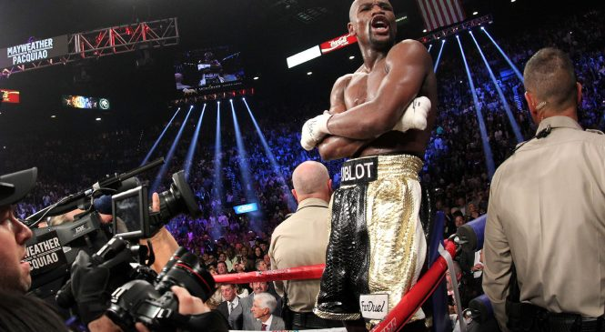 Floyd Mayweather announces ring return for February 28 fight at Tokyo Dome in Japan – same venue as Mike Tyson vs Buster Douglas 30 years ago
