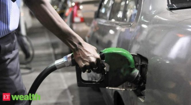 Petrol price crosses Rs 82-mark in Delhi, diesel above Rs 72 a litre