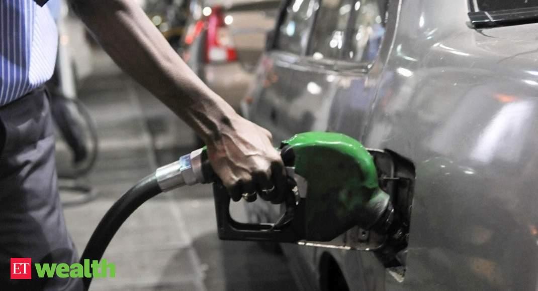 Petrol price crosses Rs 82-mark in Delhi, diesel above Rs 72 a litre