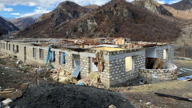 Six weeks of war have led to devastation