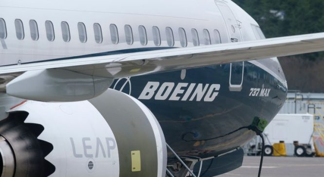 Boeing 737 MAX cleared to fly again after fatal crashes