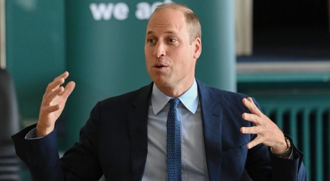 William: Investigation into BBC Panorama interview with Diana 'step in the right direction'