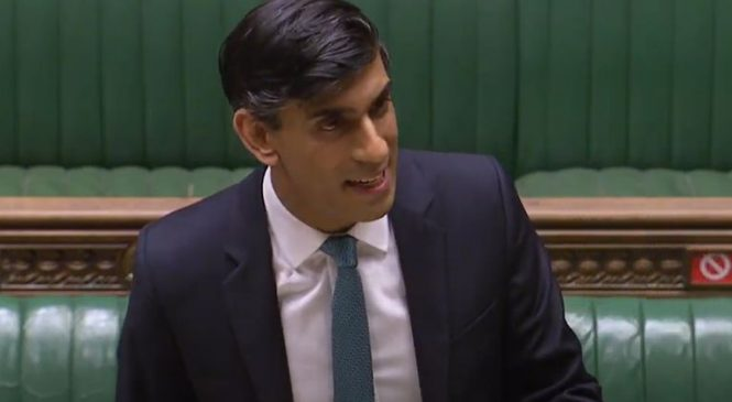 Key points from Rishi Sunak's spending review