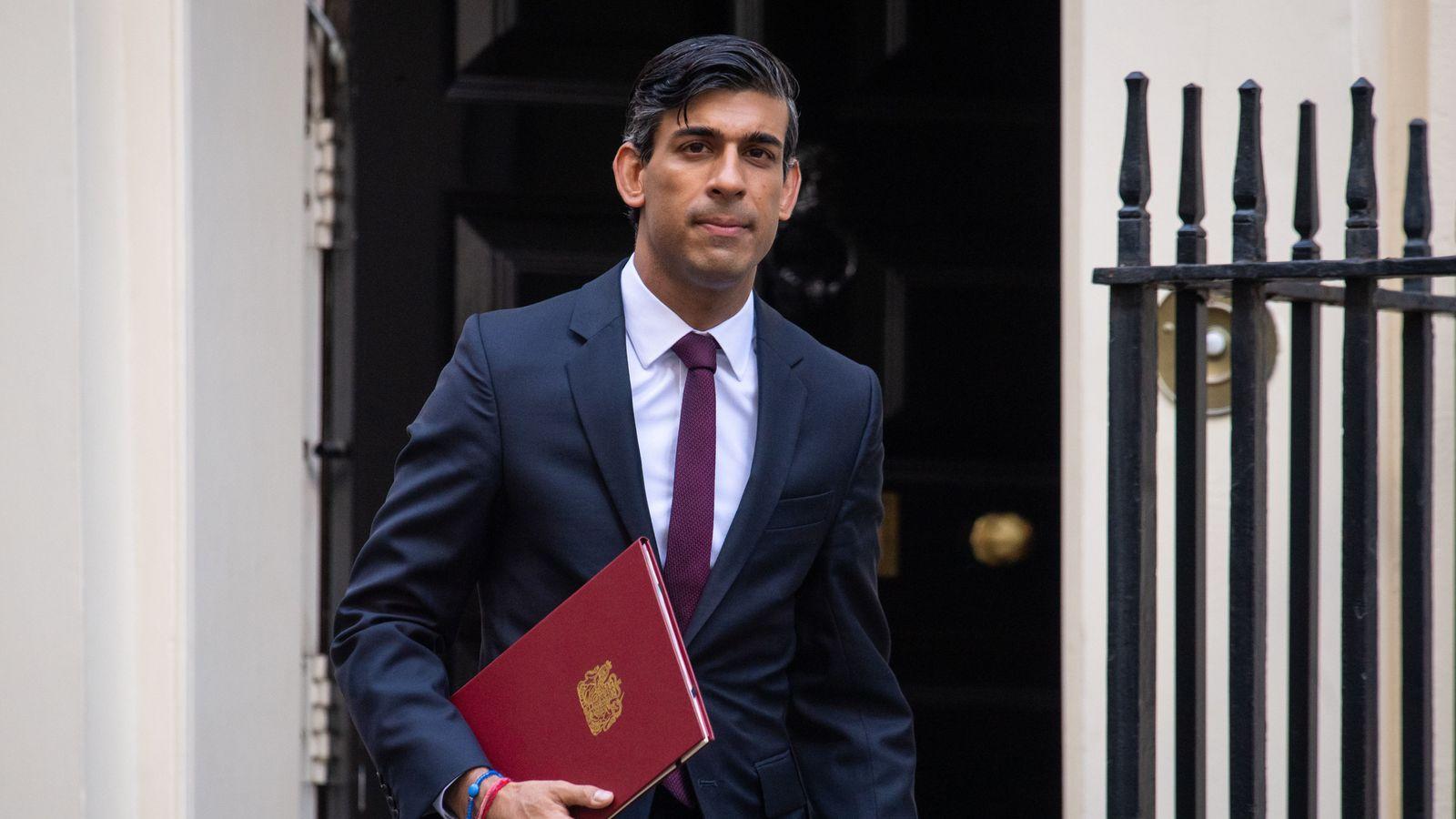Public sector net borrowing hits £22.3bn in October as debt pile grows