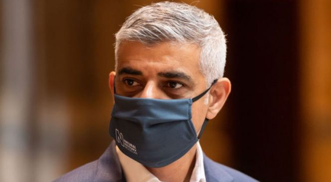 Khan warns Londoners council tax could have to rise as TfL secures £1.8bn bailout