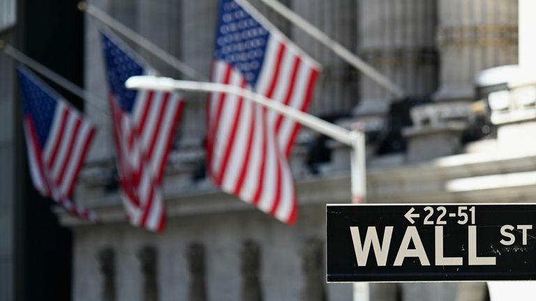 The New York Stock Exchange (NYSE)