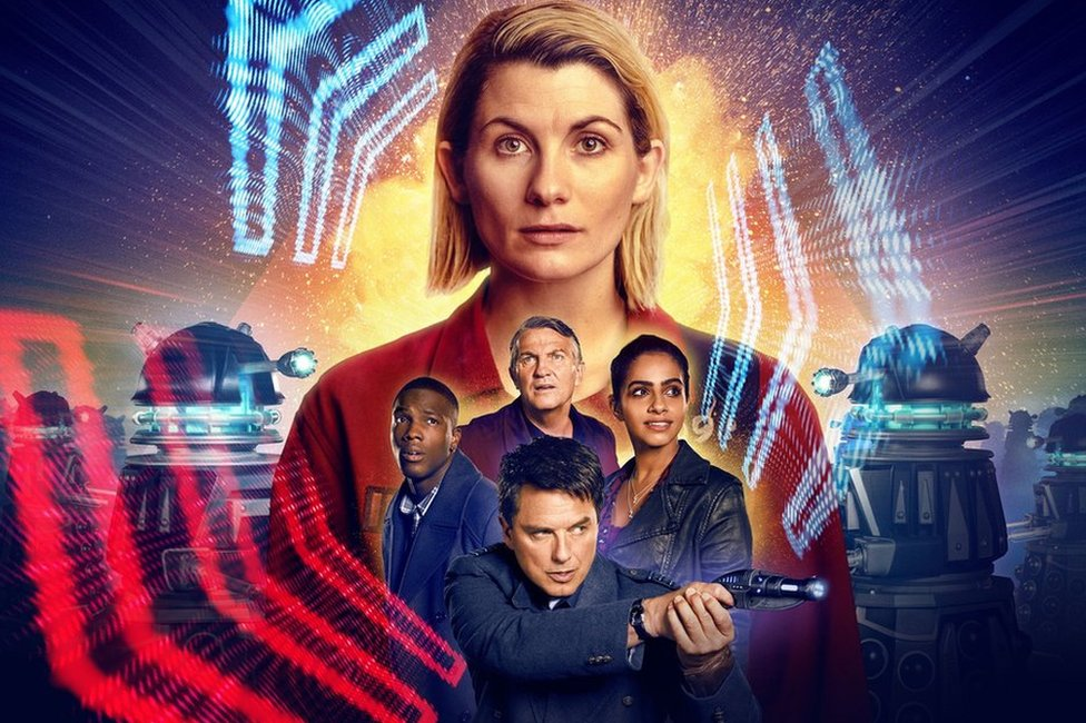 Promotional image for Revolution of the Daleks