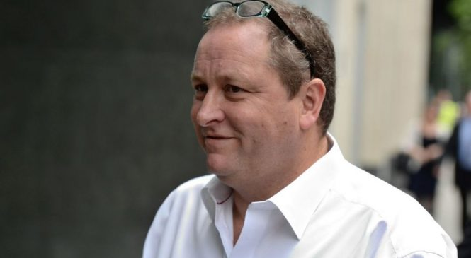 Mike Ashley's Frasers Group in Debenhams rescue talks