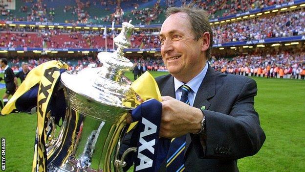 Gerard Houllier: 'A fine decent man, destined to manage Liverpool'
