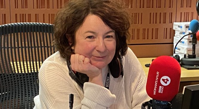 Jane Garvey hosts final Woman's Hour: 'The programme needs to move on'