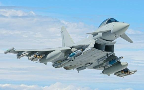 British military looking to move aircraft to sustainable sources of fuel