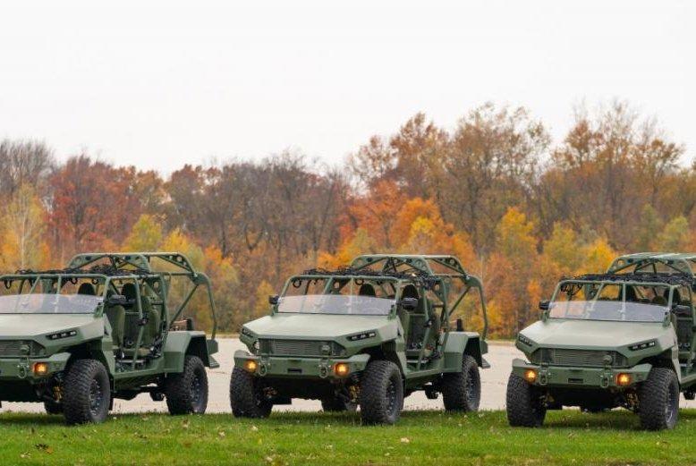 GM Defense begins renovating N.C. facility to build ISVs