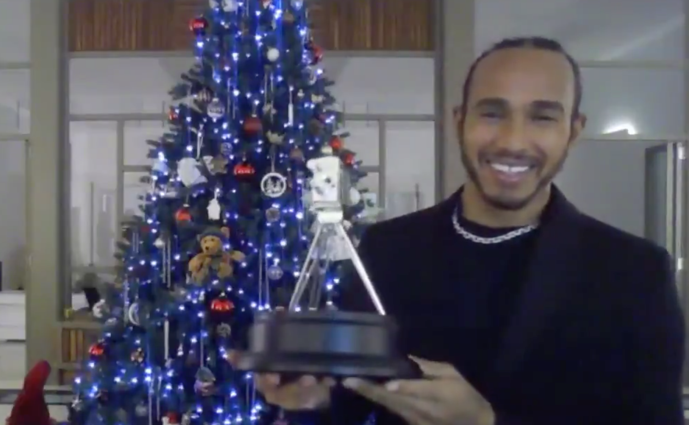 Formula 1 star Lewis Hamilton wins 2020 BBC Sports Personality of the Year award with Liverpool captain Jordan Henderson finishing second