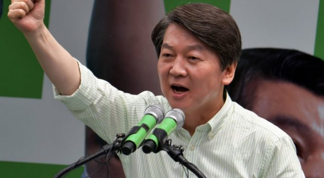 South Korea software millionaire leads in Seoul mayoral poll