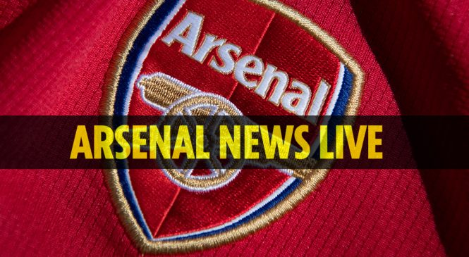Arsenal news LIVE: Carabao Cup tie vs Man City latest, Mikel Arteta may not be sacked and manager has transfer plans