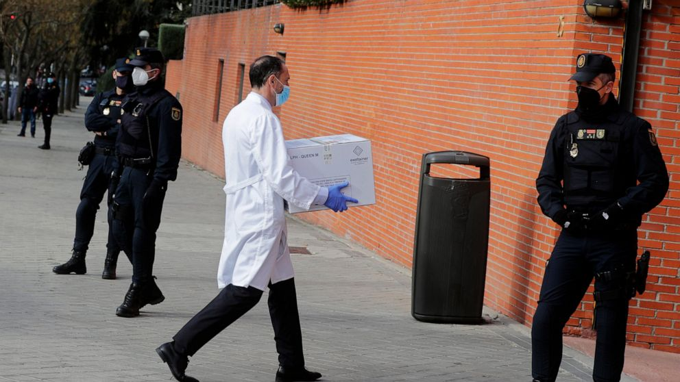 'Believe in science': EU kicks off COVID-19 vaccine campaign