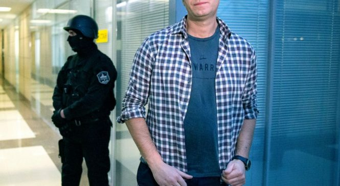 Russian investigators open new fraud probe involving Navalny