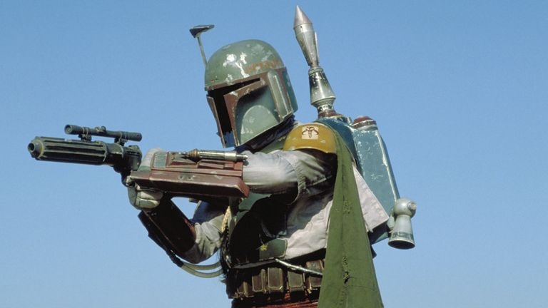 'A true gentleman': Star Wars Boba Fett actor Jeremy Bulloch dies aged 75