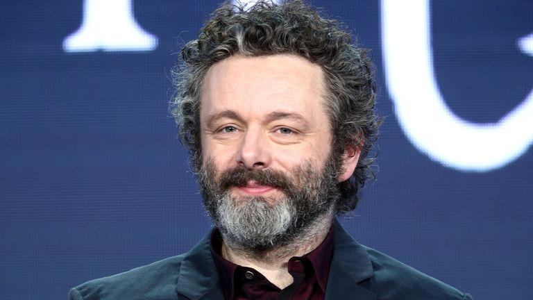 Michael Sheen: I gave up OBE to air views on monarchy without being a 'hypocrite'