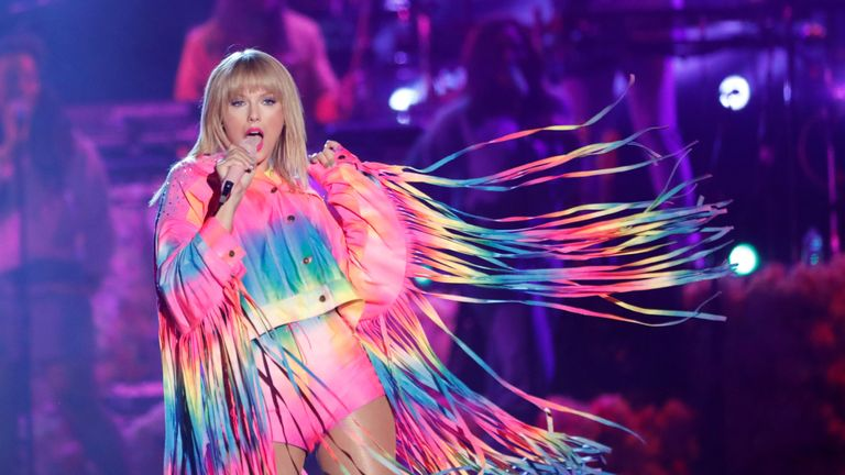 'We just couldn't stop writing': Taylor Swift drops surprise 'sister album'