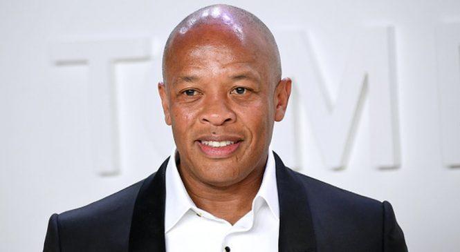 Dr Dre: Rap legend returns home after brain aneurysm